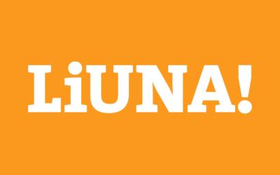 Welcome LiUNA