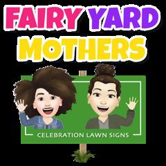 Fairy Yard Mothers Logo